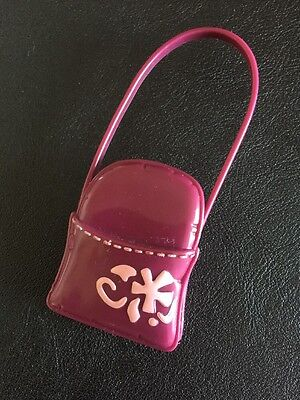 Barbie My Scene Doll Boutique Accessories / Clothes Maroon Hand Bag