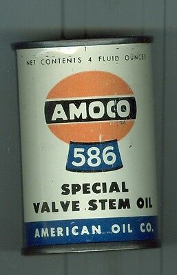 Vintage Amoco Oil Can Bank