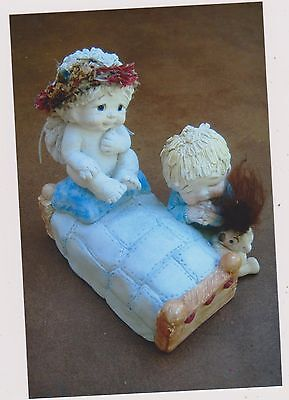 1995 A Child's Prayer  Dreamsicles  Figurine No Box