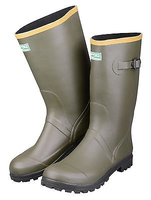 Spro Cotton Lining Rubber Boots Gummistiefel Angelstiefel Anglerstiefel