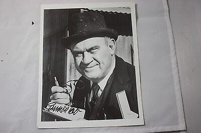 Dub Taylor Western Comedy *Ivan Moss* Bonnie and Clyde Autographed Photo