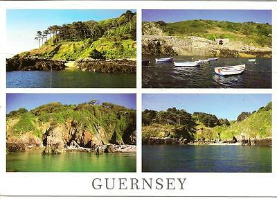 Guernsey Views -Posted Postcard 2007