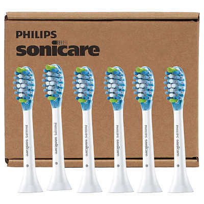 BRAND NEW Philips Sonicare AdaptiveClean Brush Heads 6-pack DiamondClean SEALED