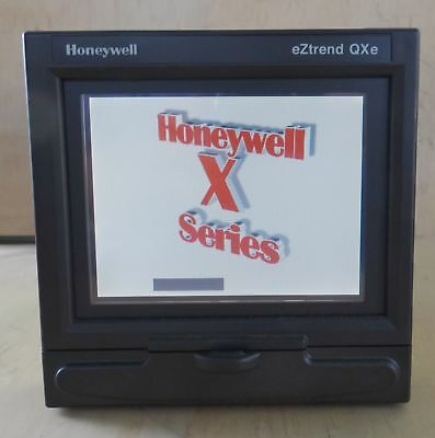 Honeywell Tvezqx-60-000-11-0-005-00000-000 Digital Paperless Chart Recorder