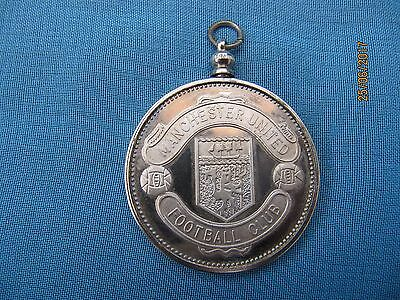 Manchester United ~ The Official Club Medal -~ 1977 - 1978