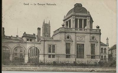 "GAND "" La Banque Nationale """