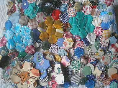 Assorted Lot Of 1930s Patchwork Pieces.
