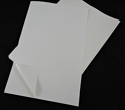 "Double-sided Adhesive Sheets - 8.5""x11"" (25)"