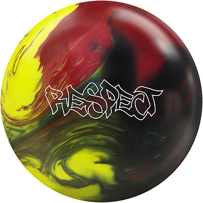 15lb 900Global Respect Solid Bowling Ball