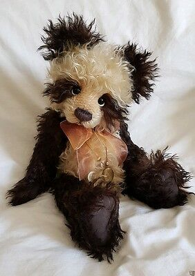 Charlie Bears Spencer Rare & Hard To Find Stunning Example