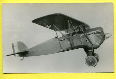 1920s USAAS Boeing Model 15 PW-9 AS25-308 Fighter Photo by Real Photographs Ltd