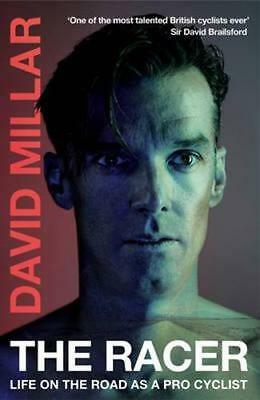 NEW The Racer By David Millar Paperback Free Shipping