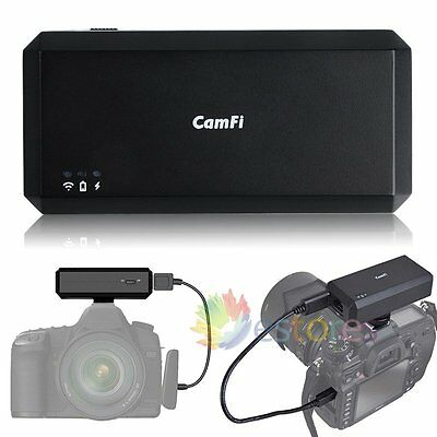 CamFi CF102 Wireless Remote Control Viewfinder For Canon Nikon Sony Camera【UK】