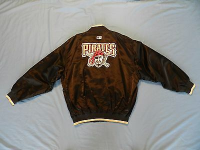 Jason Boyd circa 1999 Pittsburgh Pirates game used warm up jacket