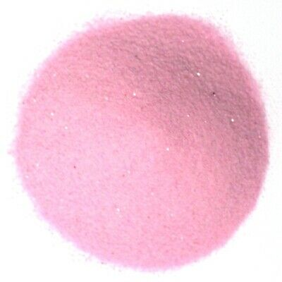 NEW 500g Coloured Wedding Sand Party Ceremony Decorations Crystalline Light Pink