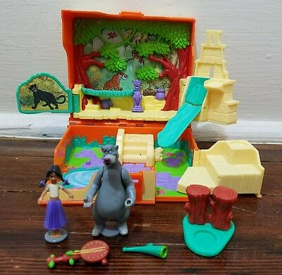 "Disney Jungle Book ""Mowgli's Swinging Adventure"" Playset"