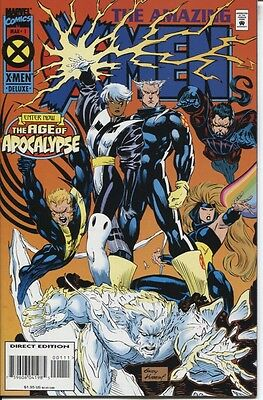 Amazing X-Men (1995 Series) #1 March 1995 Marvel NM- 9.2