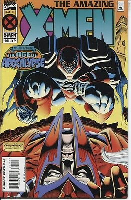 Amazing X-Men (1995 Series) #3 May 1995 Marvel NM- 9.2