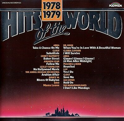 Hits Of The World 1978/1979 / Cd