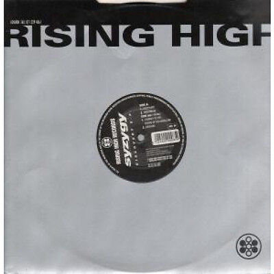 "SYZYGY Discovery EP 12"" VINYL UK Rising High 1993 4 Track In Company Sleeve"