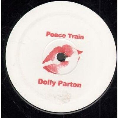 "DOLLY PARTON Peace Train 12"" VINYL UK Bounce 1998 3 Track Diddy Man Vox Dub"