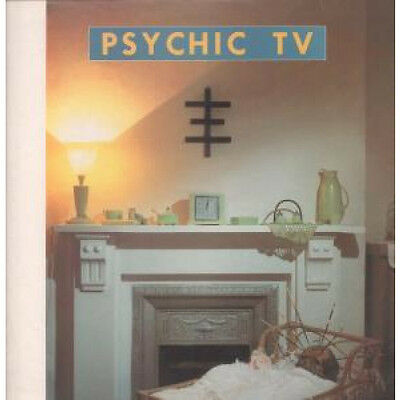 "PSYCHIC TV Just Drifting 12"" VINYL UK Some Bizarre 1982 3 Track B/W Just"