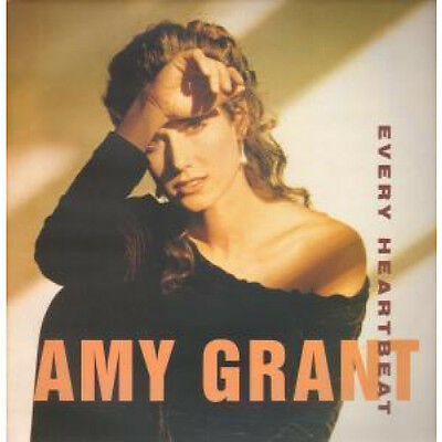 "AMY GRANT Every Heartbeat 12"" VINYL UK A&M 1991 4 Track 12 Inch Body And Soul"