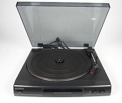 Sony Ps-Lx56 Belt Drive Turntable Plattenspieler Automatic Stereo +++