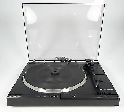Grundig Ps 2750 Automatic Belt Drive Turntable Plattenspieler +++