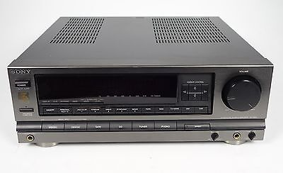 Sony Ta-D505 Integrated Stereo Amplifier  +++