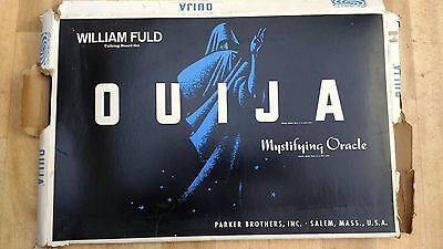 William Fuld Ouija board & pointer : board in exceptionally good condition