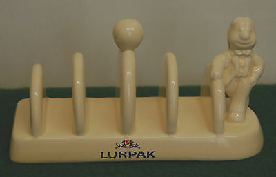 Lurpak Douglas Ceramic Toast Rack - Collectible . Great Gift.