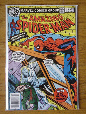 Spiderman Amazing #189 Vf (8.0) Comic Byrne