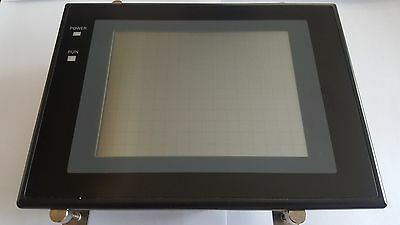 OMRON NT30C-ST141B-E  - 1PC USED  HMI TOUCH SCREEN - Tested Working