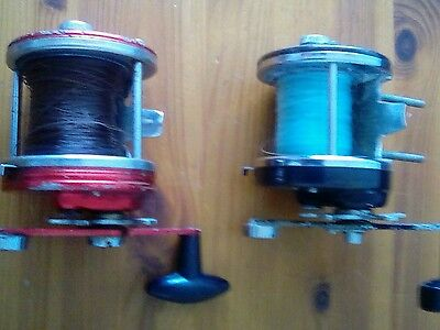 Abu Ambassodeur 9000 Fishing reel x2