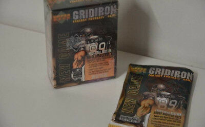 Gridiron Fantasy Football Starter Deck mit 1 Booster Deck #