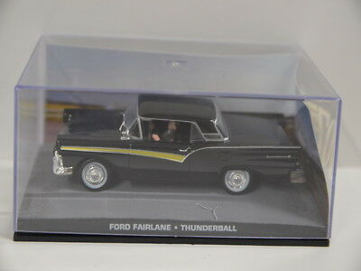 Nr. 57 James Bond 007 Modellauto Collection - Ford Fairlane  - 1:43 ohne Heft