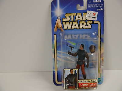 223) Star Wars - Captain Typho - Attack of the Clones - Hasbro *