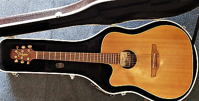 Takamine Ean10 Cxlh Acoustic Guitar With Case Left Hand