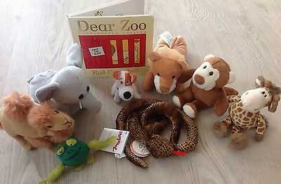 Dear Zoo Story Sack with New Book