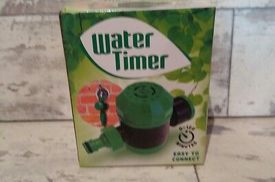 Easy to Use Kingfisher Automatic Garden Water Timer Plant Watering Irrigation