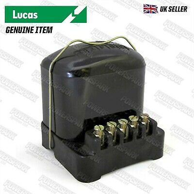 Genuine Lucas RB106 12v 35a Negative Earth Electronic Digital Voltage Regulator