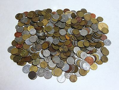5lb. Lot of Assorted Tokens From Anywhere