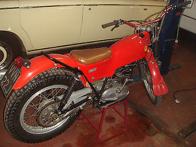 Montesa Cota 247 Trials Motorcycle Off Road Classic Vintage Twinshock Sports