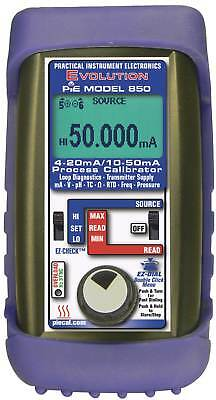 PIE 850 10-50 mA Multifunction Process Calibrator
