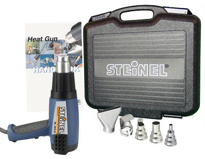 Steinel HL 1910 E - Variable Temperature Electronic Heat Gun / INDUSTRIAL KIT