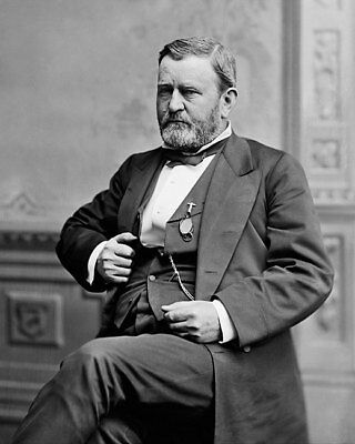 United States President Ulysses S. Grant 11x14 Silver Halide Photo Print