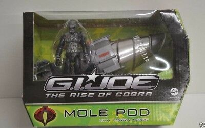 G.I.JOE  The Rise Of Cobra - Action-Figur  Mole Pod with Terra-Viper - Hasbro #