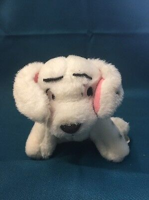 101 Dalmatians Soft Toy Rolly Puppy Disney