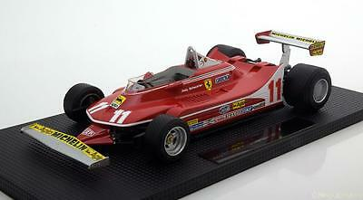 1:18 GP Replicas Ferrari 312 T4 World Champion Scheckter 1979